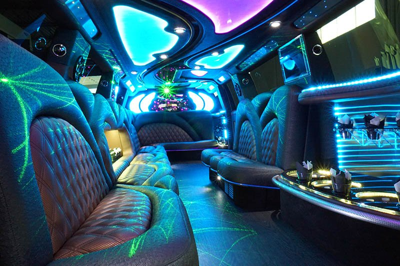 Ann Arbor Party Bus